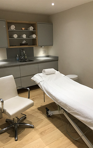 Treatment Room - Laser Hair Removal & Aesthetic Skin Clinic, York